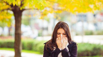 Remédios naturais contra a alergia ao pólen