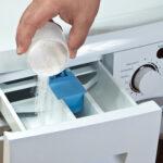 Como limpar a máquina de lavar roupa com vinagre e bicarbonato
