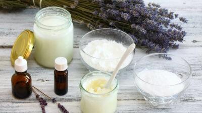 Desodorizante caseiro para o mau cheiro das axilas