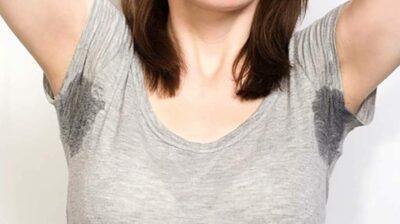 Remédios caseiros para o suor excessivo nas axilas
